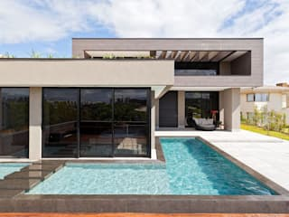 Casas  por LEDS Arquitetura