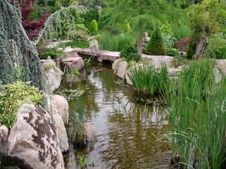 Rustikaler Garten von La ermita de Pozuelo Rustikal