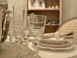Creating a great dining room Country style dining room by Tina Bucknall Country