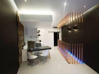 Rénovation commerce Paris. Architecte d'intérieur à Paris Grazia Architecture Espaces de bureaux modernes