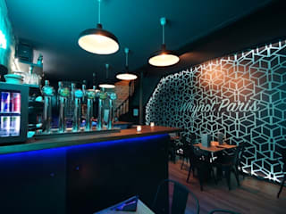 Grazia Architecture Bar & Club moderni