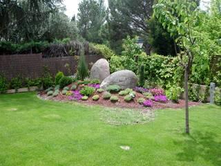 Jardin classique par La ermita de Pozuelo Classique