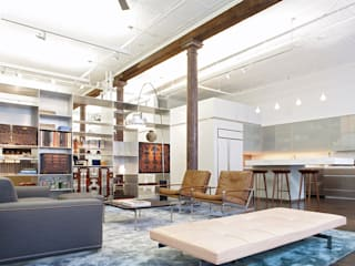 Greene Street Loft by Slade Architecture Industrial