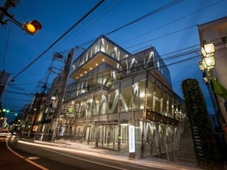 HALE MA'O JIYUGAOKA 株式会社 伊坂デザイン工房 Eclectic style commercial spaces