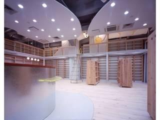 Fructus Arboris Sapientiae Shibuya 株式会社 伊坂デザイン工房 Eclectic style commercial spaces