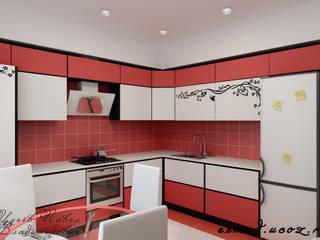 Minimalist kitchen by Цунёв_Дизайн. Студия интерьерных решений. Minimalist