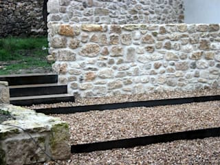 Jardines de estilo moderno por La Habitación Verde