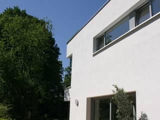 Minimalismus als Leitgedanke:  Häuser von 180° Freiraum GmbH