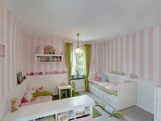 28 Grad Architektur GmbH Chambre d'enfant moderne