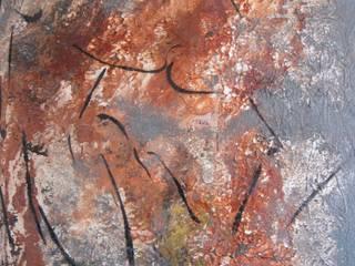 Twee vrouwen form. 800 x 1200 mm linnen VERKOCHT :   door Grothausen BNI