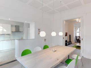 28 Grad Architektur GmbH의  다이닝 룸