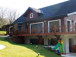 NM Mimarlık Danışmanlık İnşaat Turizm San. ve Dış Tic. Ltd. Şti. Country style house