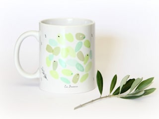MUG - Les olives:  de style  par So MUG