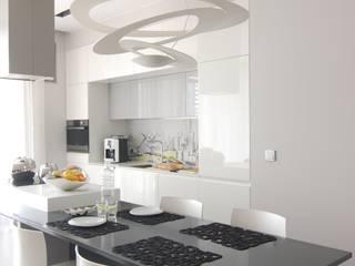 Minimalistische Küchen von I Home Studio Barbara Godawska Minimalistisch