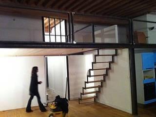 Montée des Epies:  de style  par L'atelier d'archi' Serge Hivar,