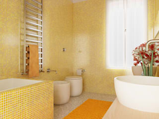 Bathroom by UNIT Studio,
