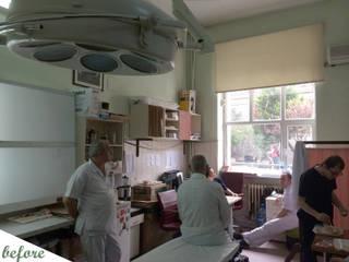 İSTANBUL ÜNİ. TIP FAK. ACİL ORTOPEDİ BÖLÜMÜ GOA / gulnar ocakdan archıtecture