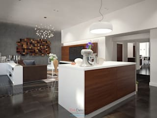 DA-Design Minimalist kitchen