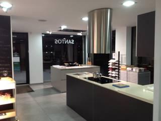 Nuestras instalaciones Nivell Estudi de Cuines, S.L Cocinas de estilo moderno