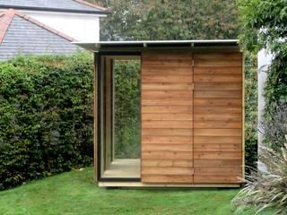 mokki model 4: modern Garden by mökki
