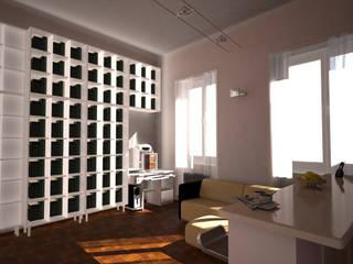 Salotto:  in stile  di Studio di Architettura Zuppello