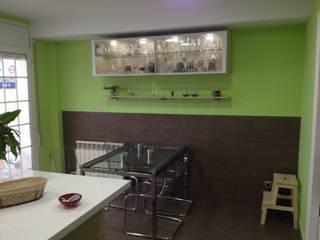 Cocina Integral El Masnou Nivell Estudi de Cuines, S.L Cocinas de estilo minimalista