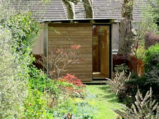 mokki model 3: modern Garden by mökki
