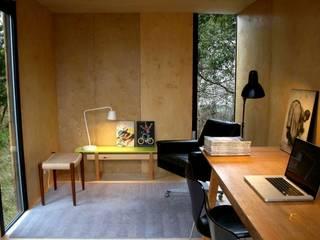 mokki model 3 interior: modern Garden by mökki