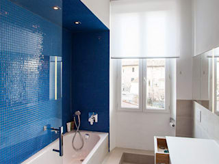 Charlotte Raynaud Studio Modern bathroom
