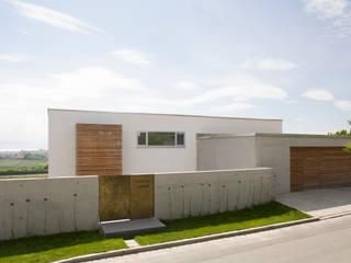 โดย GMS Freie Architekten Isny / Friedrichshafen โมเดิร์น