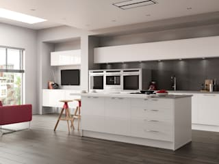 modern  by Sigma 3 Kitchens, Modern