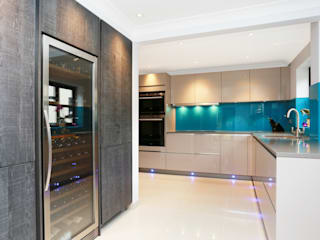 Kitchen Extensions Cocinas modernas de LWK London Kitchens Moderno