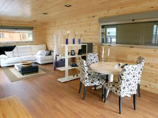 Phòng ăn by Casas Natura