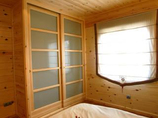 Casas Natura Modern style bedroom