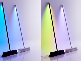 MOODBROOM LED lamp:   by ZILBERS DESIGN