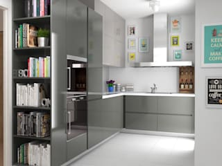 Kitchen mcp-render Cucina moderna