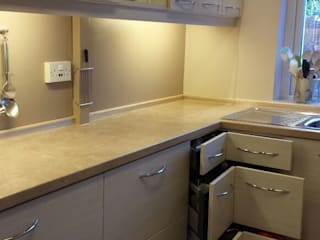 Margaret's Kitchen Makeover The Kitchen Makeover Shop Ltd