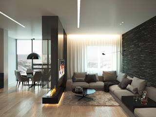 ECOForma Minimalist living room