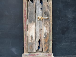 Driftwood Floor Cabinet:   by Julia's Driftwood