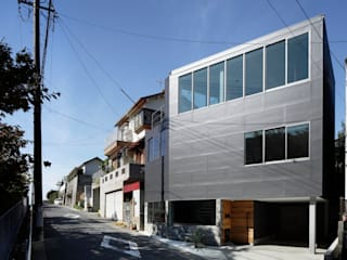 n-house Rumah Modern Oleh mattch Modern