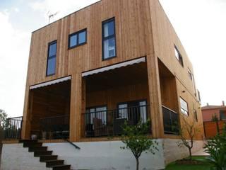 Casa Natura Rosso 165 dúplex Casas Natura Casas de estilo moderno