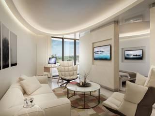 Hotel Modern hotels by REDWHITE CA Modern