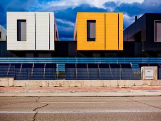Case moderne di Pedro Cobo, fotografía Moderno