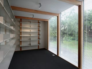 3 Bay modular library 3rdspace Study/office