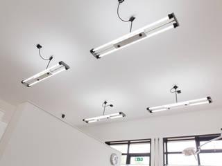 Interior Projects:  Kantoorgebouwen door Blom & Blom