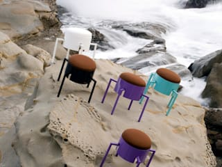 ALBORNO / GRILZ Living roomStools & chairs