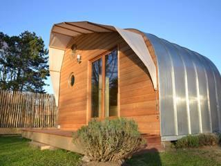 Mobile Ec'Home, un habitat léger de loisir écologique, insolite et nomade Alter Ec'Home& Maisons originales