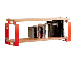 ALBORNO / GRILZ Living roomShelves
