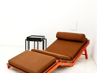 chaise longue- SEA:  in stile industriale di 	 ALBORNO / GRILZ, Industrial