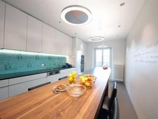 Altstadt WHG, Lenzburg Moderne Küchen von Brem+Zehnder AG Modern
